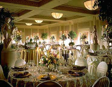 View of a Banquet at the Omni Dallas Hotel at Park West